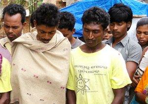 Христиане Индии на молитве