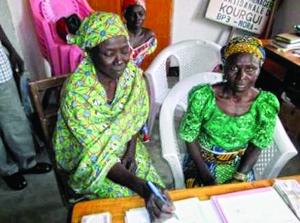 Фонд Варнава поддерживает камерунских христианок, чьи мужья были убиты боевиками Боко Харам